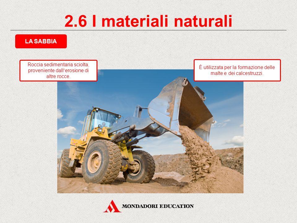 2.5 I materiali naturali Hanno grande compattezza e durezza. I PORFIDI Hanno grande compattezza e durezza.