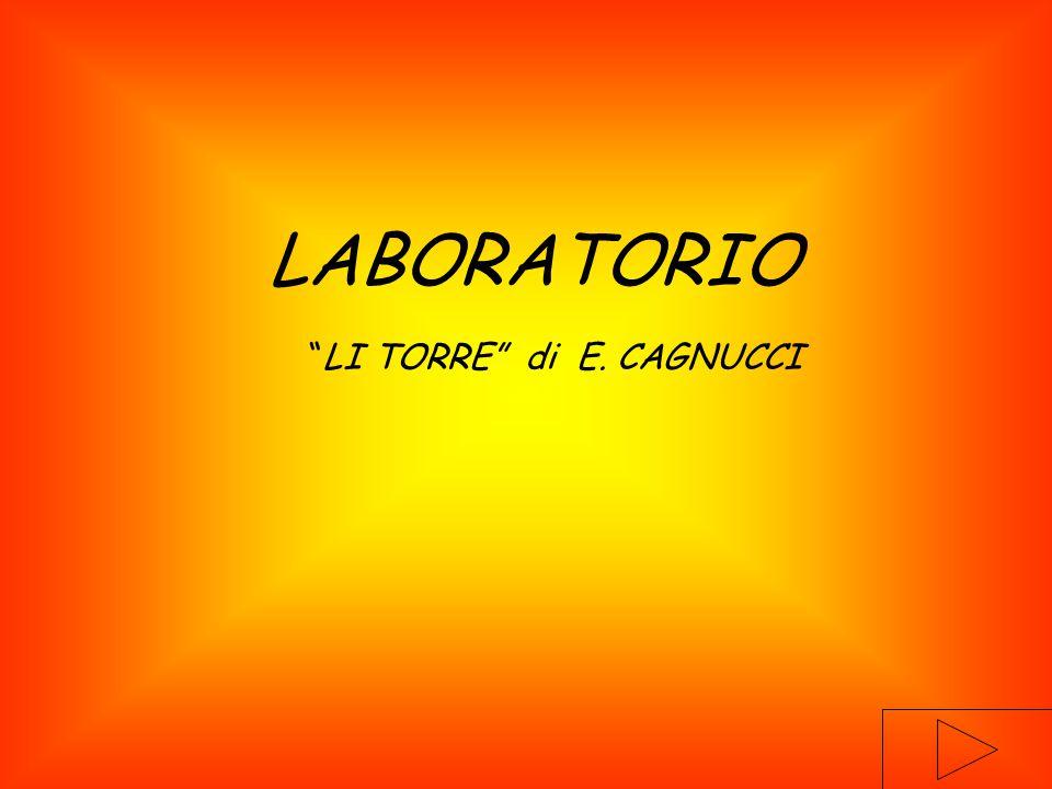 LABORATORIO LI TORRE di E. CAGNUCCI