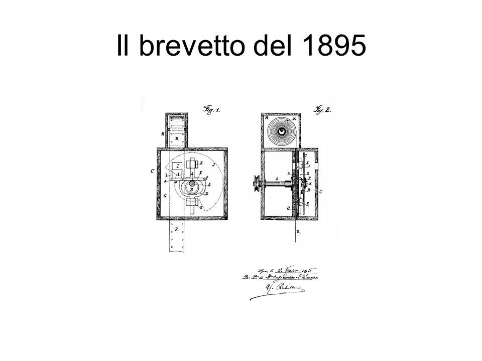 Il brevetto del 1895