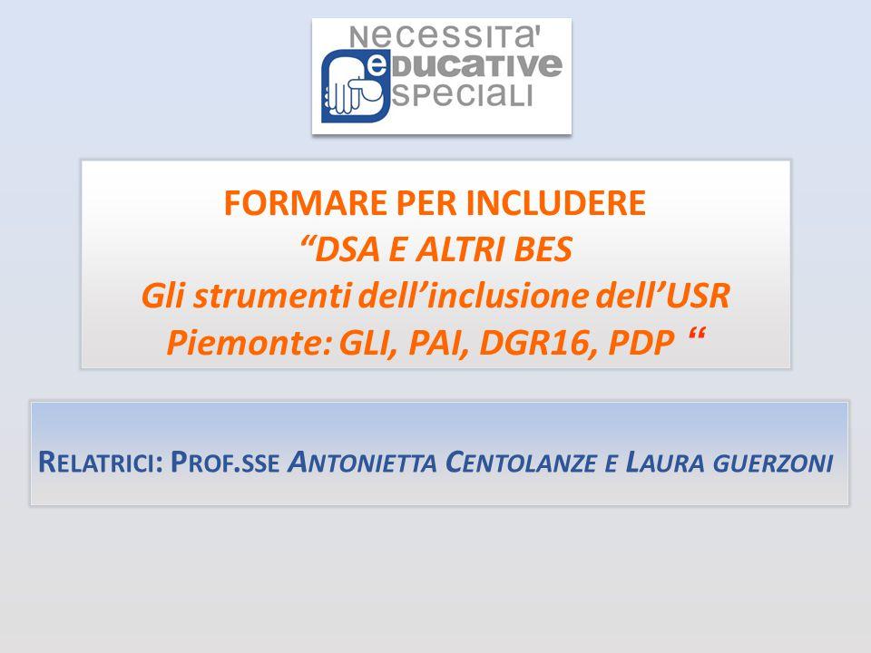 Alunni con Bisogni Educativi Speciali dir.Min. 27/12/2012 circ.