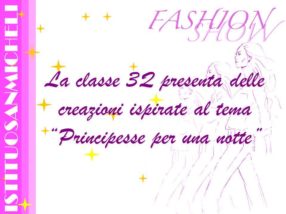 La classe 3Q presenta delle creazioni ispirate al tema Principesse per una notte ISTITUOSANMICHELI