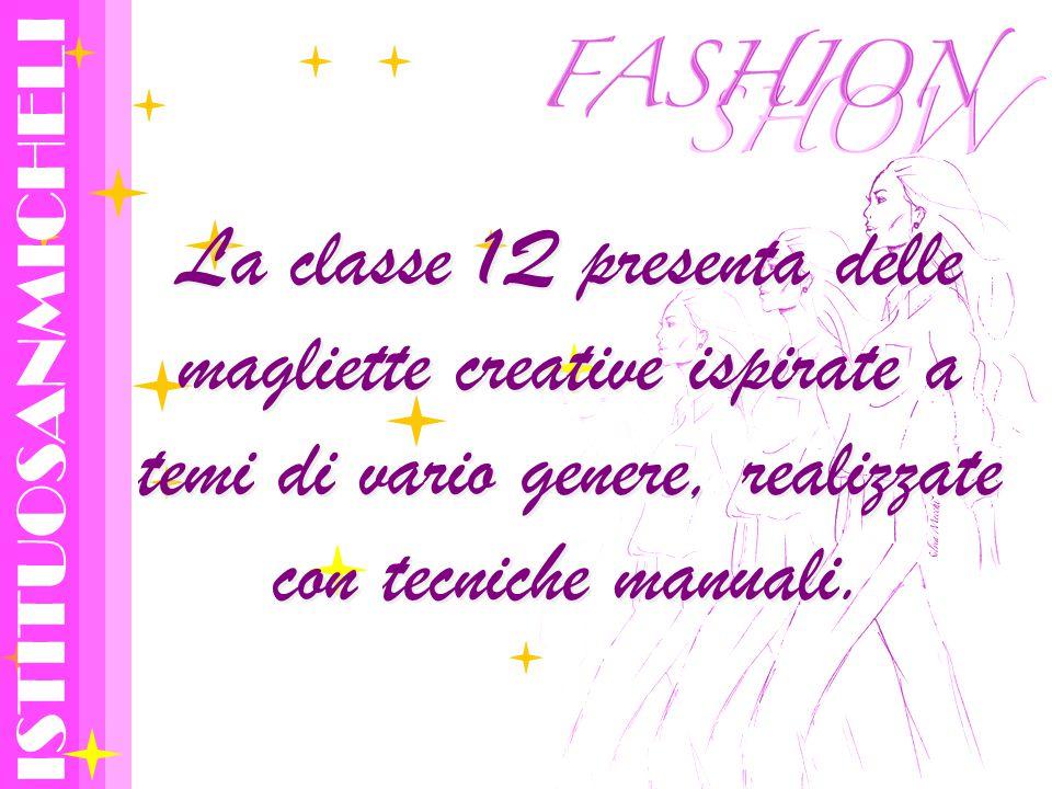 La classe 1Q presenta delle magliette creative ispirate a temi di vario genere, realizzate con tecniche manuali.