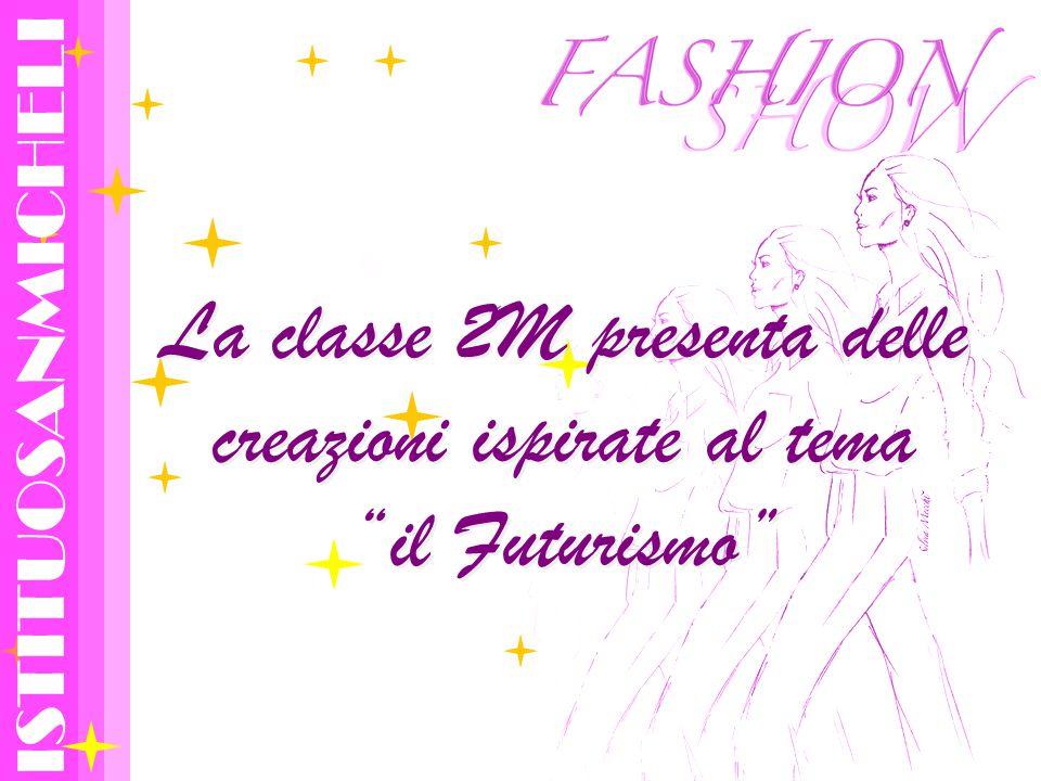 La classe 2M presenta delle creazioni ispirate al tema il Futurismo ISTITUOSANMICHELI