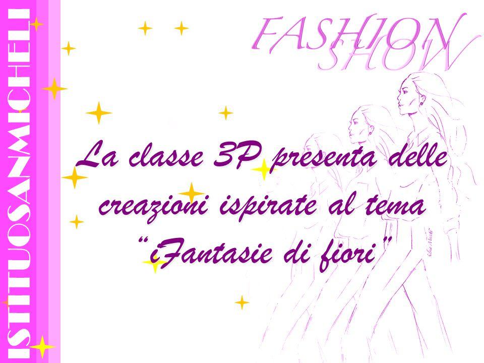La classe 3P presenta delle creazioni ispirate al tema iFantasie di fiori ISTITUOSANMICHELI