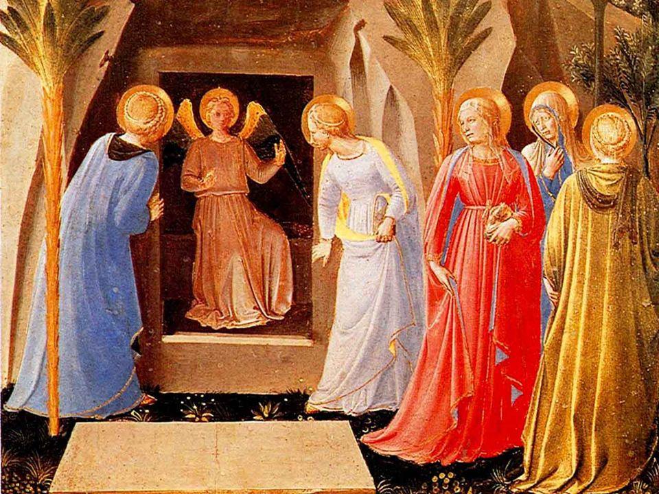 A Lei ci rivolgiamo ora invocandola quale Regina Caeli, con la preghiera che la tradizione ci fa recitare al posto dell'Angelus durante tutto il tempo pasquale.