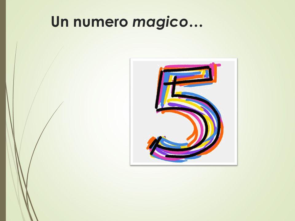 Un numero magico…