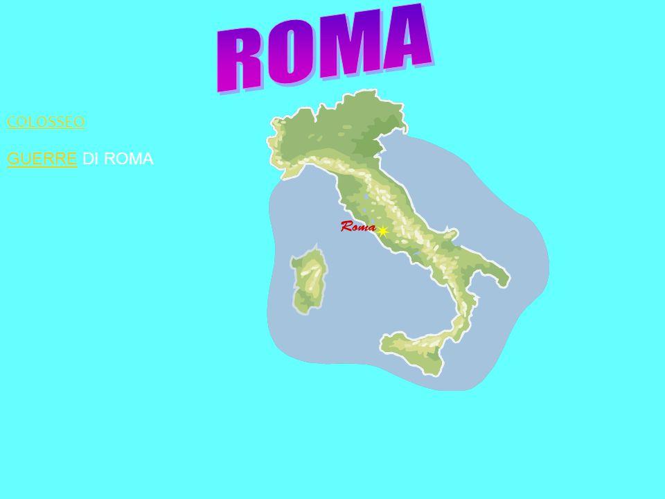 COLOSSEO GUERRE DI ROMA