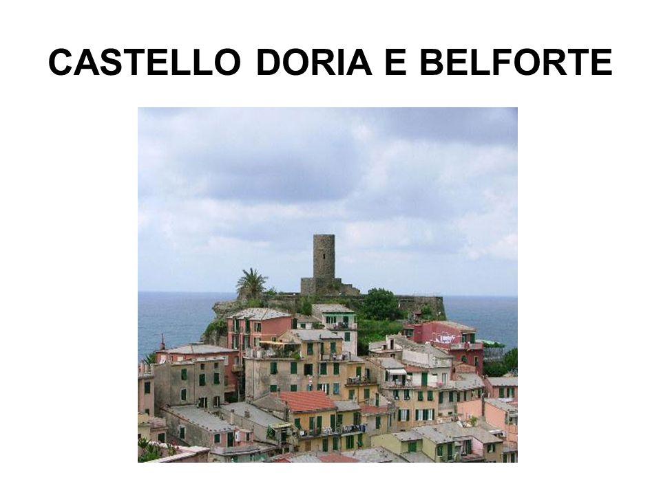 CASTELLO DORIA E BELFORTE