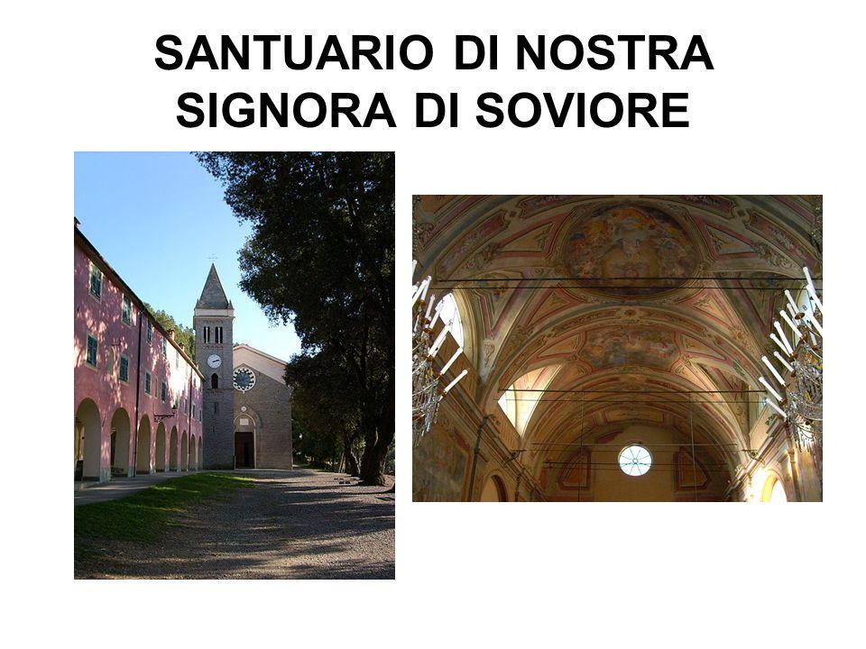 SANTUARIO DI NOSTRA SIGNORA DI SOVIORE