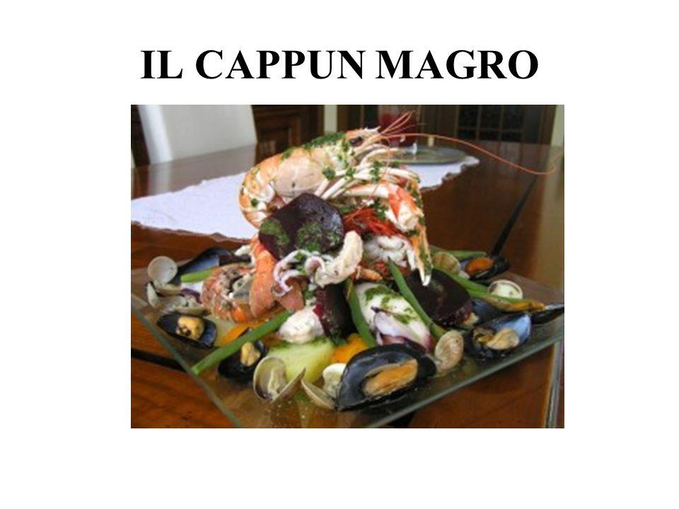 IL CAPPUN MAGRO