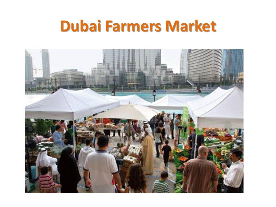 Dubai Farmers Market