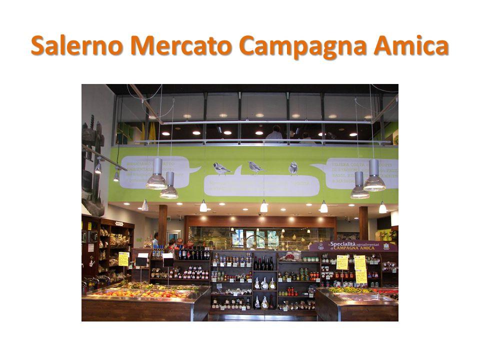 Salerno Mercato Campagna Amica