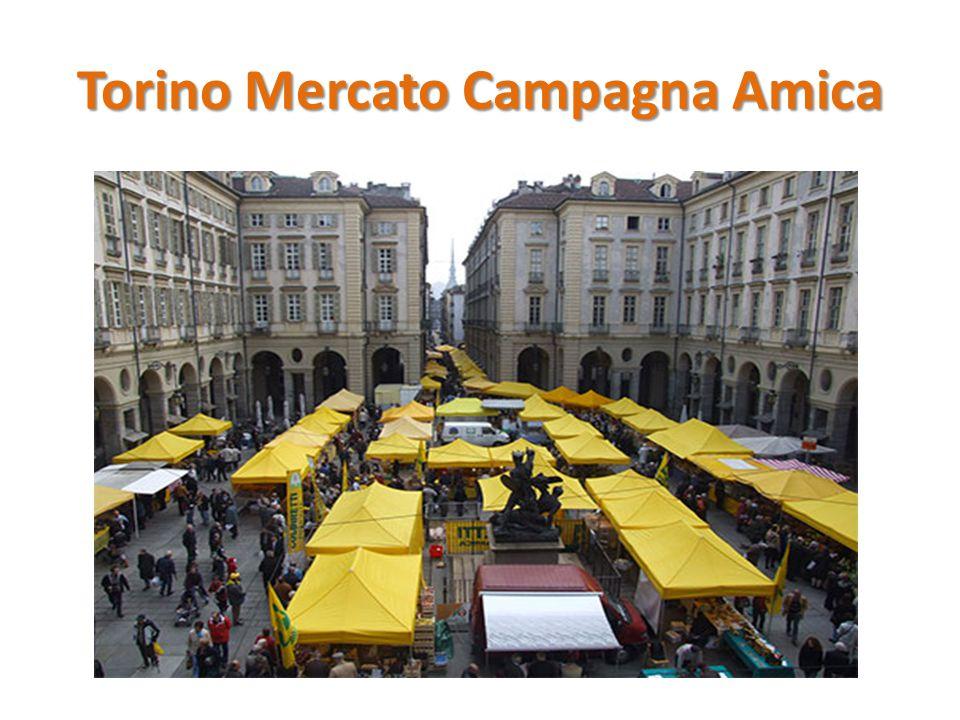 Torino Mercato Campagna Amica