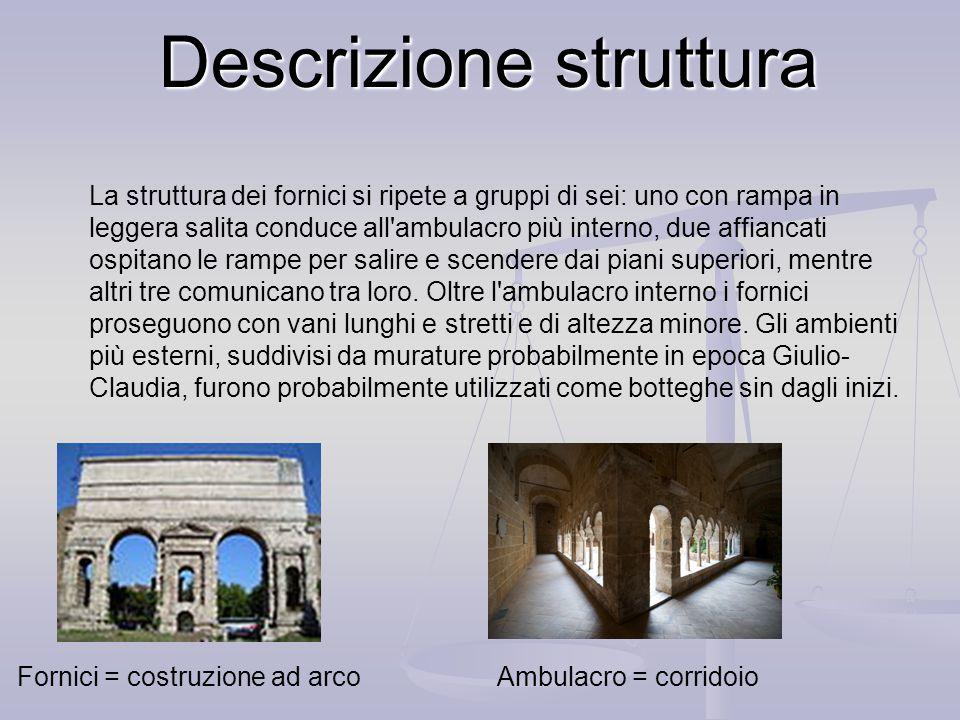 Restauri Un primo restauro della scena si ebbe sotto Vespasiano e altri restauri si ebbero sotto Alessandro Severo. Nonostante il possibile impiego di