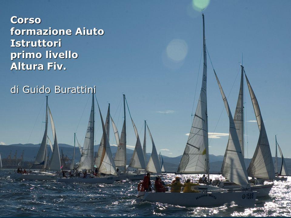 Corso formazione Aiuto Istruttori primo livello Altura Fiv. di Guido Burattini