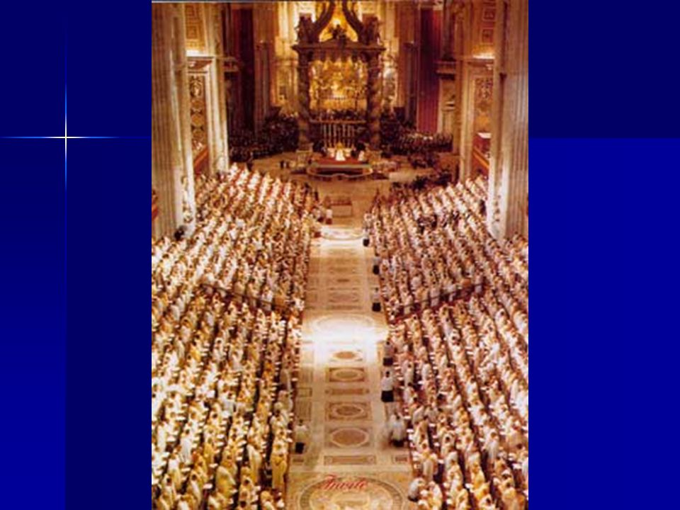 Sacramenti e Sacramentali La santa madre Chiesa ha inoltre istituito i sacramentali.