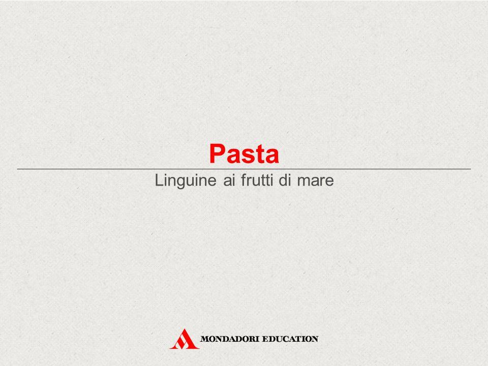 Pasta Linguine ai frutti di mare