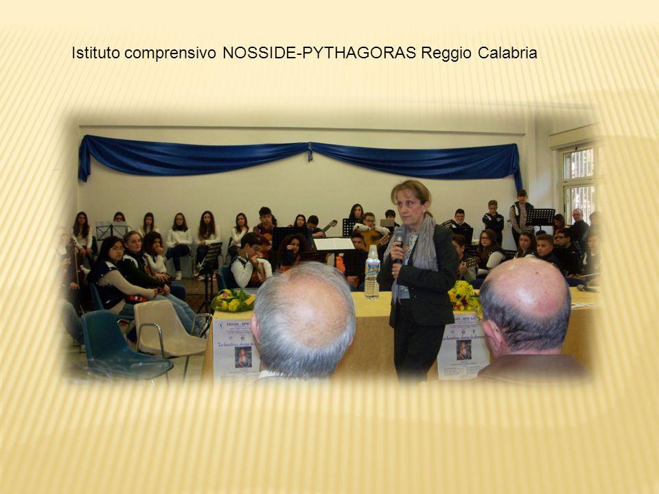 Istituto comprensivo NOSSIDE-PYTHAGORAS di Reggio Calabria