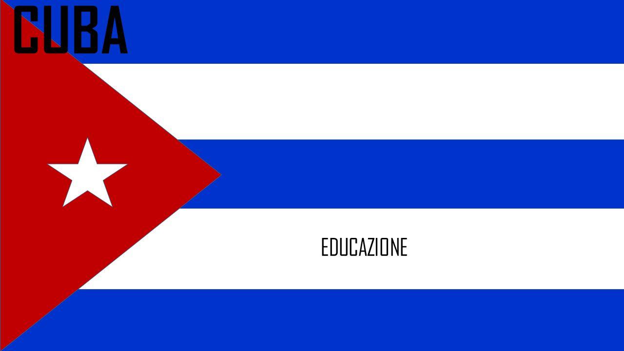 EDUCAZIONE CUBA