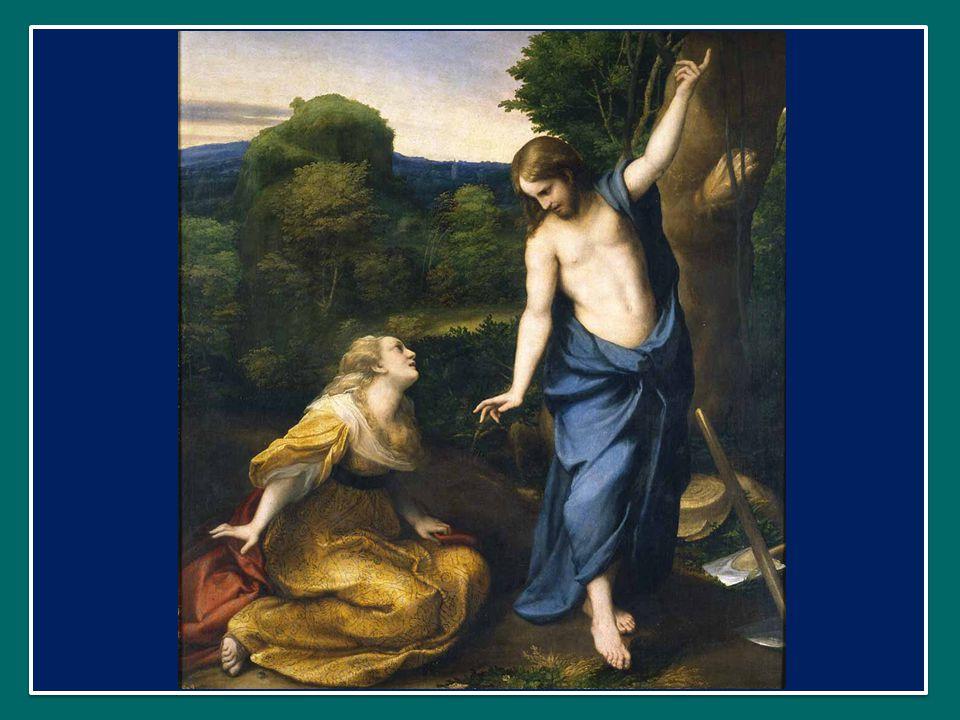 Abbiamo bisogno di sentirci ripetere e di ricordarci a vicenda l'ammonimento dell'angelo.