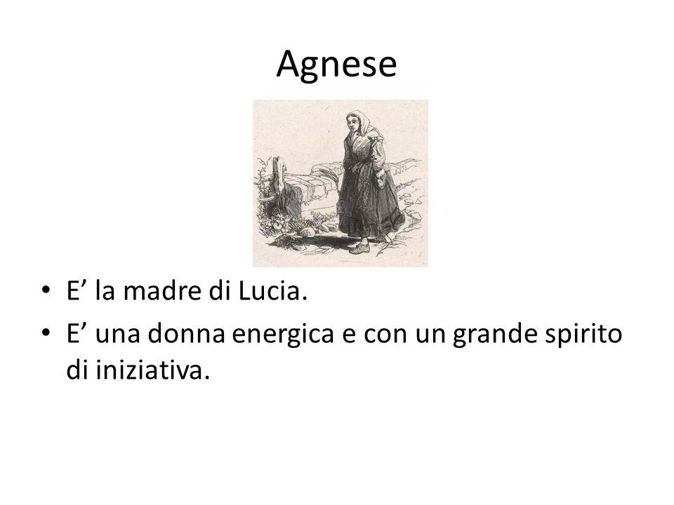 Don Abbondio E' il prete che dovrebbe celebrare il matrimonio tra Renzo e Lucia.