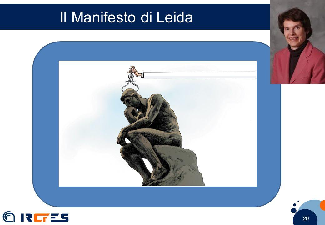 29 Il Manifesto di Leida