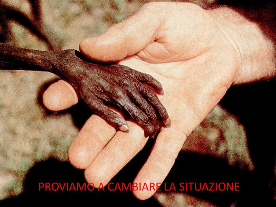 La fame e la povertà sono crisi umanitarie DIMENTICATE.