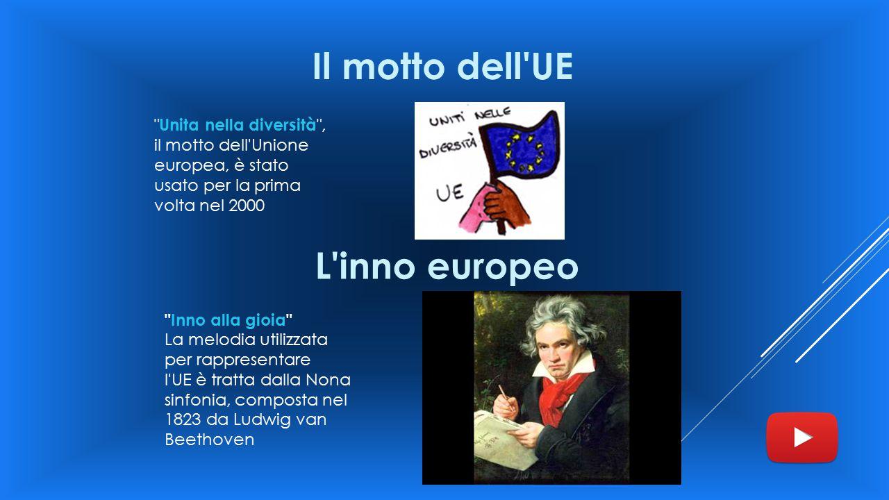 Il motto dell'UE