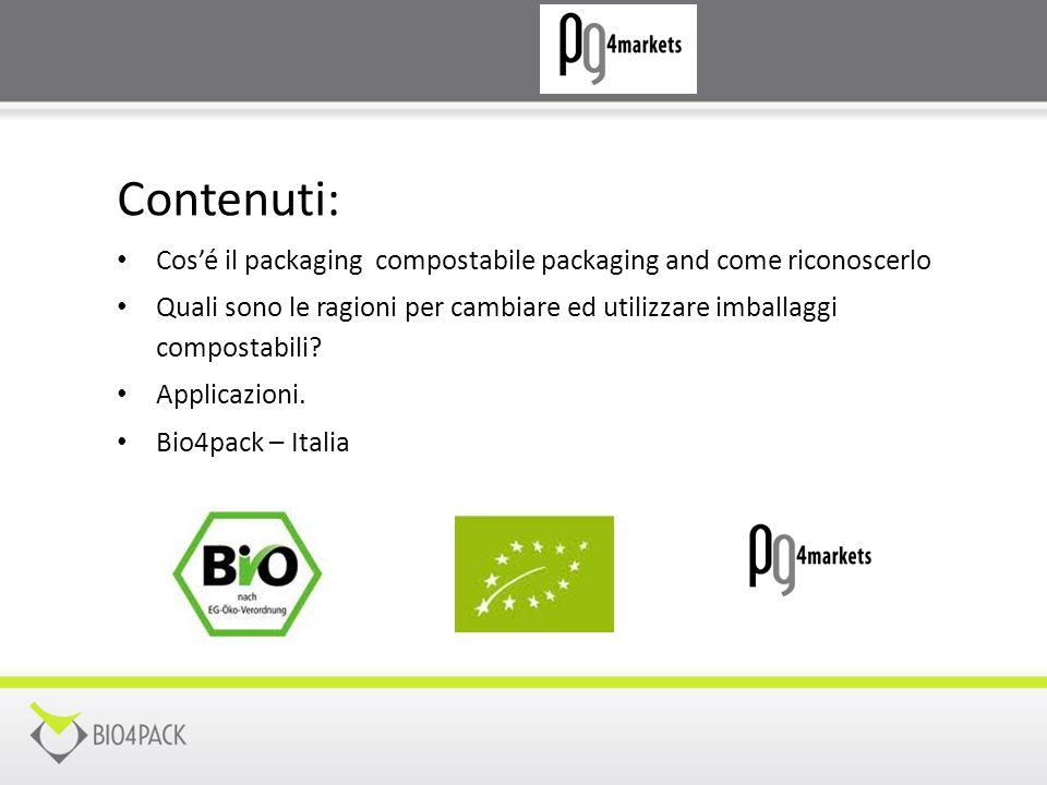 Contenuti: Cos'é il packaging compostabile packaging and come riconoscerlo Quali sono le ragioni per cambiare ed utilizzare imballaggi compostabili? A