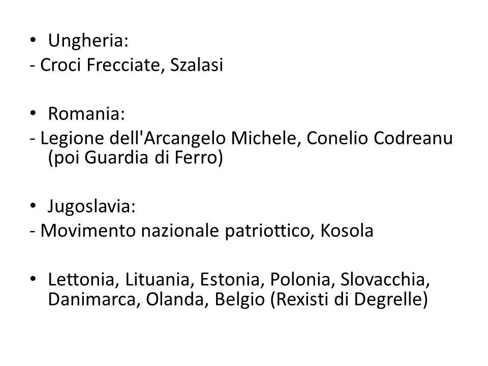 Definire il ruolo egemone del fascismo italiano nella missione civilizzatrice della civiltà europea.