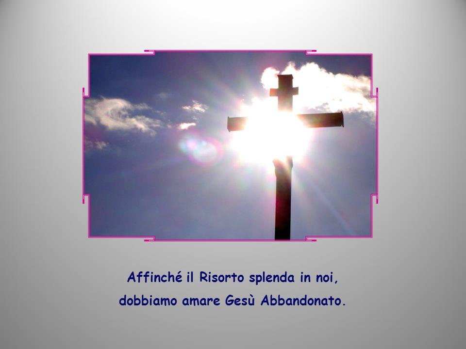 …essere un popolo di Pasqua