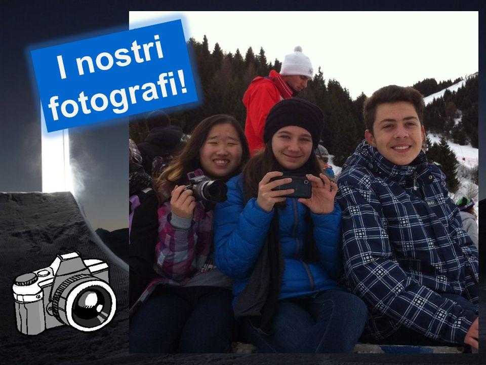 I nostri fotografi!