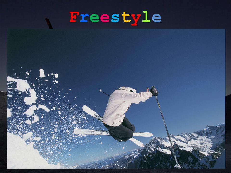 FreestyleFreestyleFreestyleFreestyle