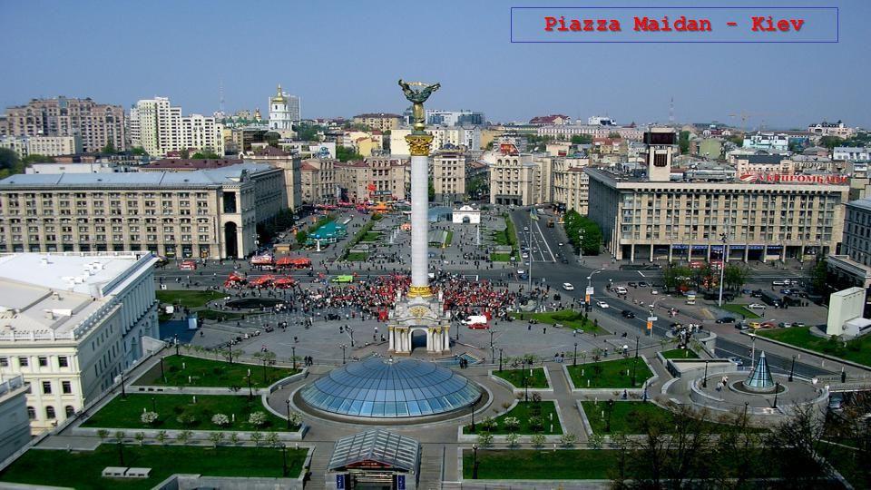Cattedrale S.Sofia - Kiev