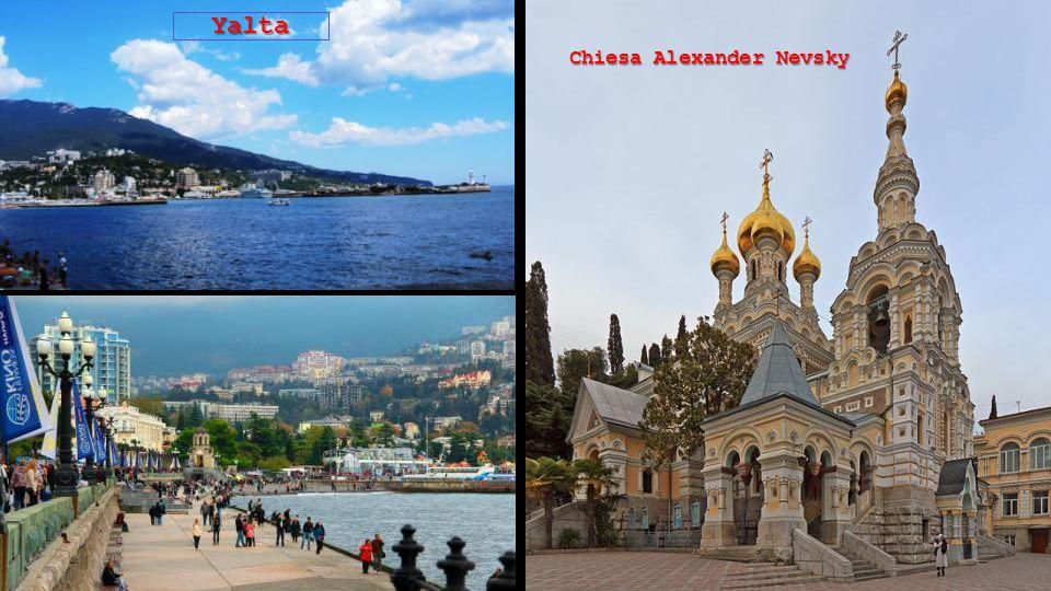 Palazzo Massandra - Yalta