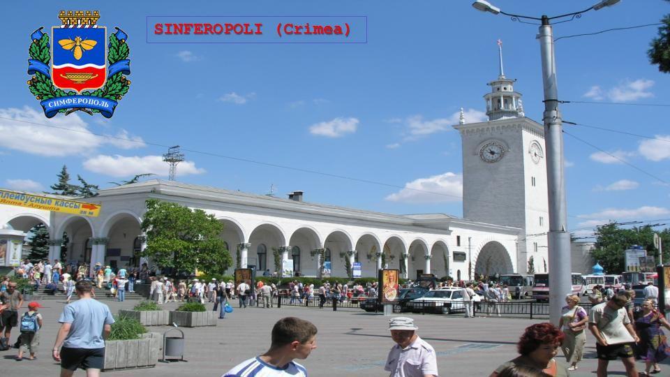 Cattedrale S. Vladimiro - Sebastopoli