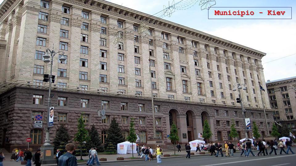 Teatro dell'Opera - Kiev