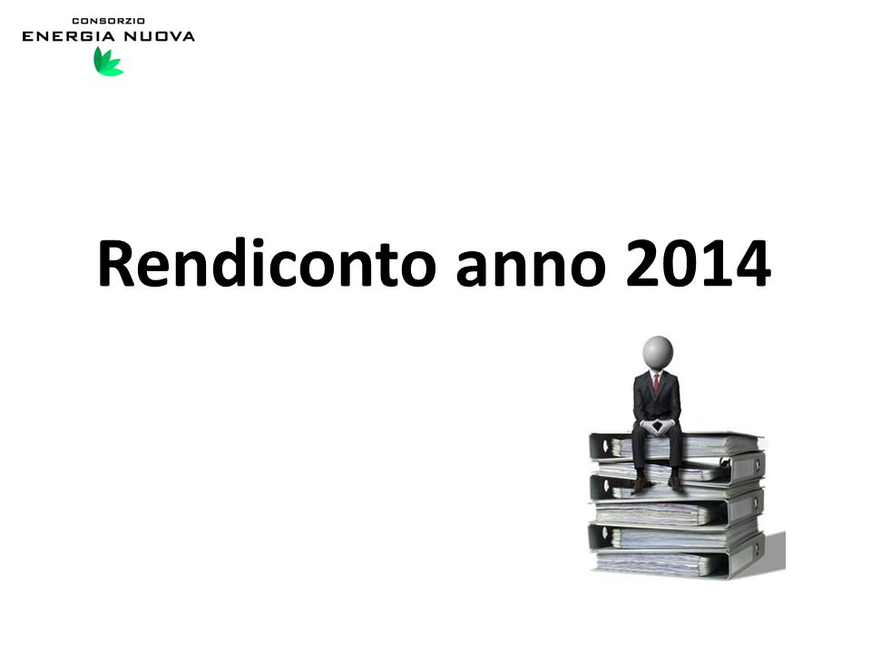 Rendiconto anno 2014
