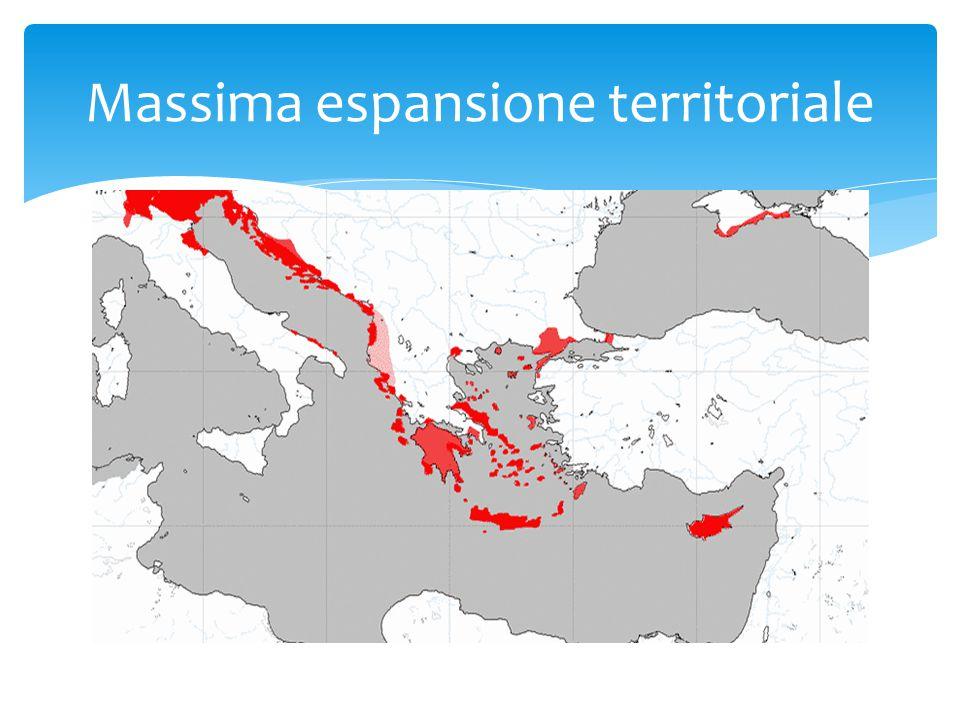Massima espansione territoriale