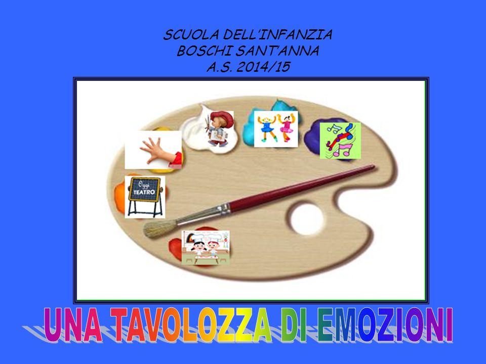 SCUOLA DELL'INFANZIA BOSCHI SANT'ANNA A.S. 2014/15