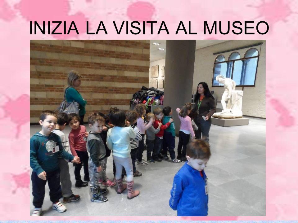 INIZIA LA VISITA AL MUSEO