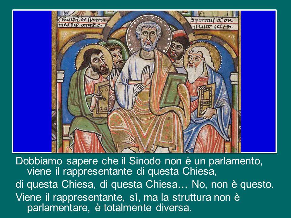 La Relazione finale, che è stata il punto di arrivo di tutta la riflessione delle Diocesi fino a quel momento, ieri è stata pubblicata e viene inviata alle Conferenze Episcopali, che la discuteranno in vista della prossima Assemblea, quella Ordinaria, nell'ottobre 2015.
