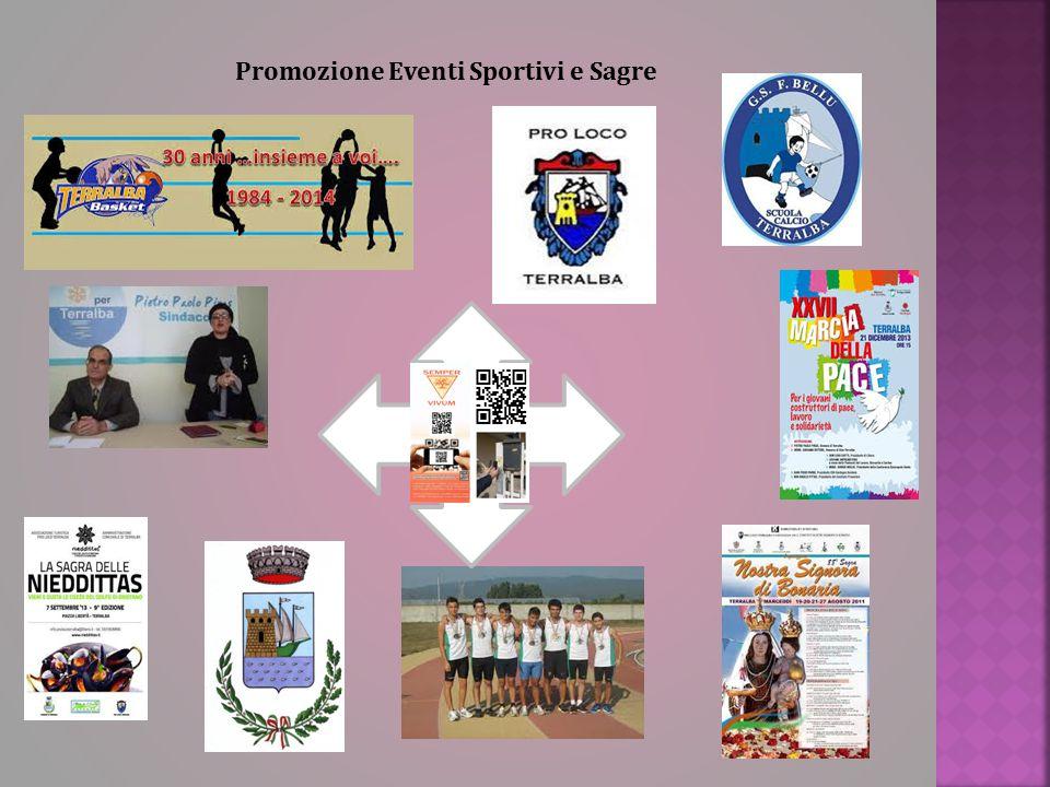 Promozione Eventi Sportivi e Sagre
