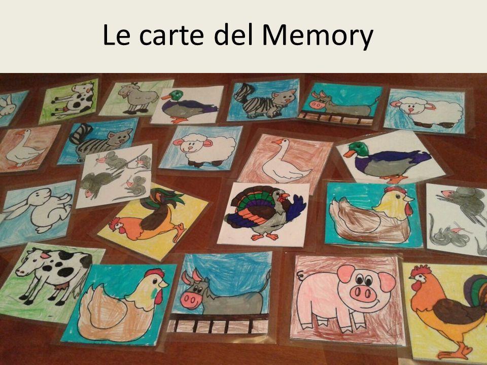 Le carte del Memory