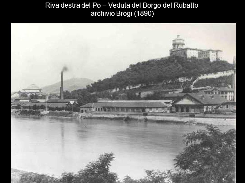 Giacomo Mattè Trucco FIAT – Officine Grandi Motori – via Cuneo 1905 / 1915