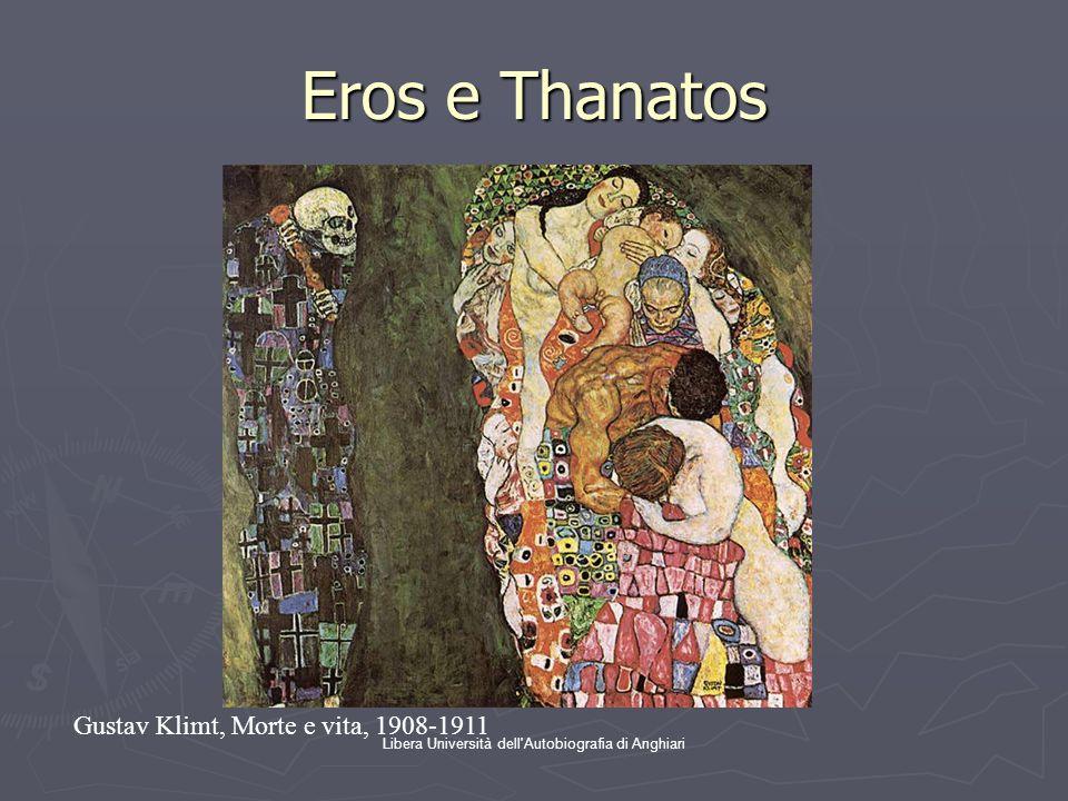 Libera Università dell'Autobiografia di Anghiari Eros e Thanatos Gustav Klimt, Morte e vita, 1908-1911