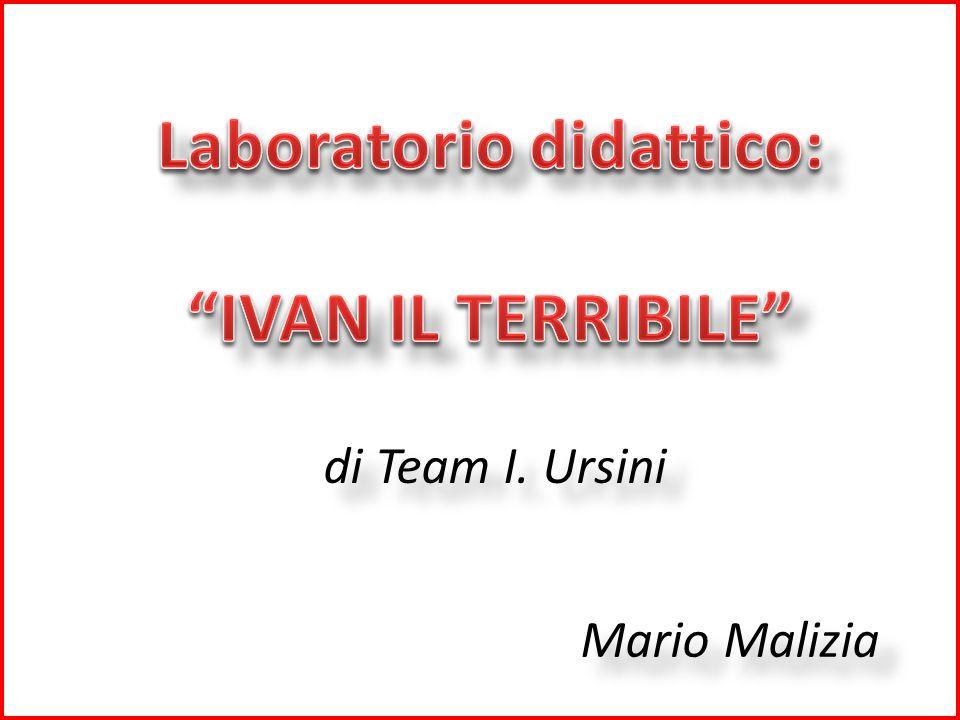 di Team I. Ursini Mario Malizia