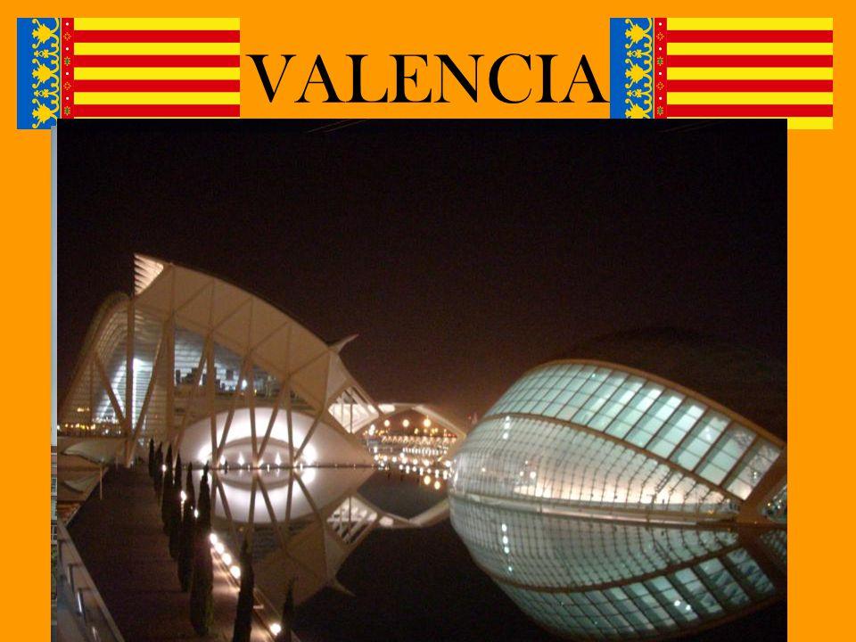 VALENCIA 3.MONUMENTI
