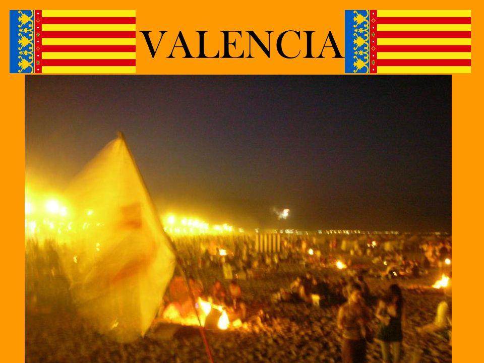 VALENCIA 4. FESTE POPOLARI - LAS FALLAS -SAN JUAN