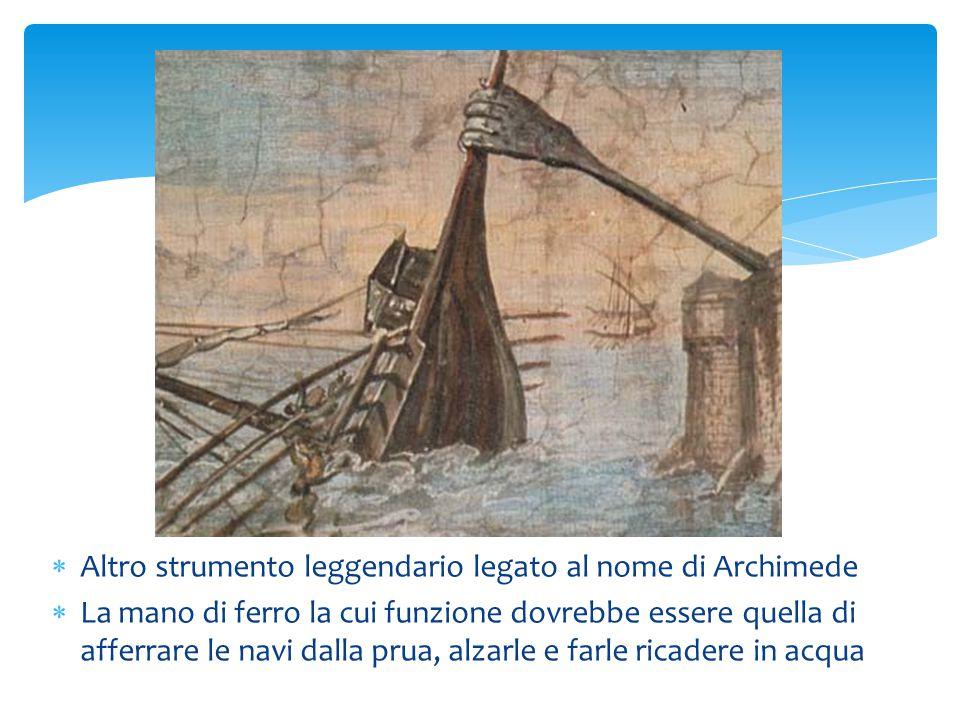 LL 'aneddoto più conosciuto vuole Archimede correre nudo sulle strade di Siracusa gridando con entusiasmo per la città Éureka.